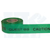 Custom printed barrier tape