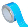 Blue reflective tape