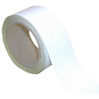 Silvery white reflective tape