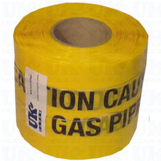 GAS PIPE detection tape
