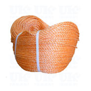 Orange Funnel Rope