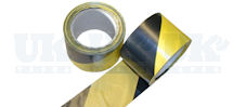 ECO barrier tape: 100M Black & yellow