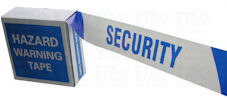 SECURITY barrier tape
