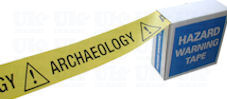 ARCHAEOLOGY barrier tape