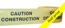 CAUTION CONSTRUCTION