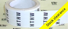 HTHW Pipe Marking Tape (stock clearance)