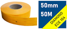 ECE104 Reflective Tape : yellow