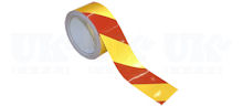 BRITE Reflective Tape : red & yellow