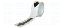 ARROW marking tape : black & white