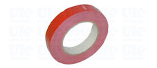 Gaffer cloth tape - red